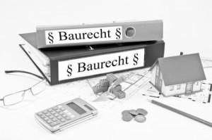 Anwalt Baurecht München